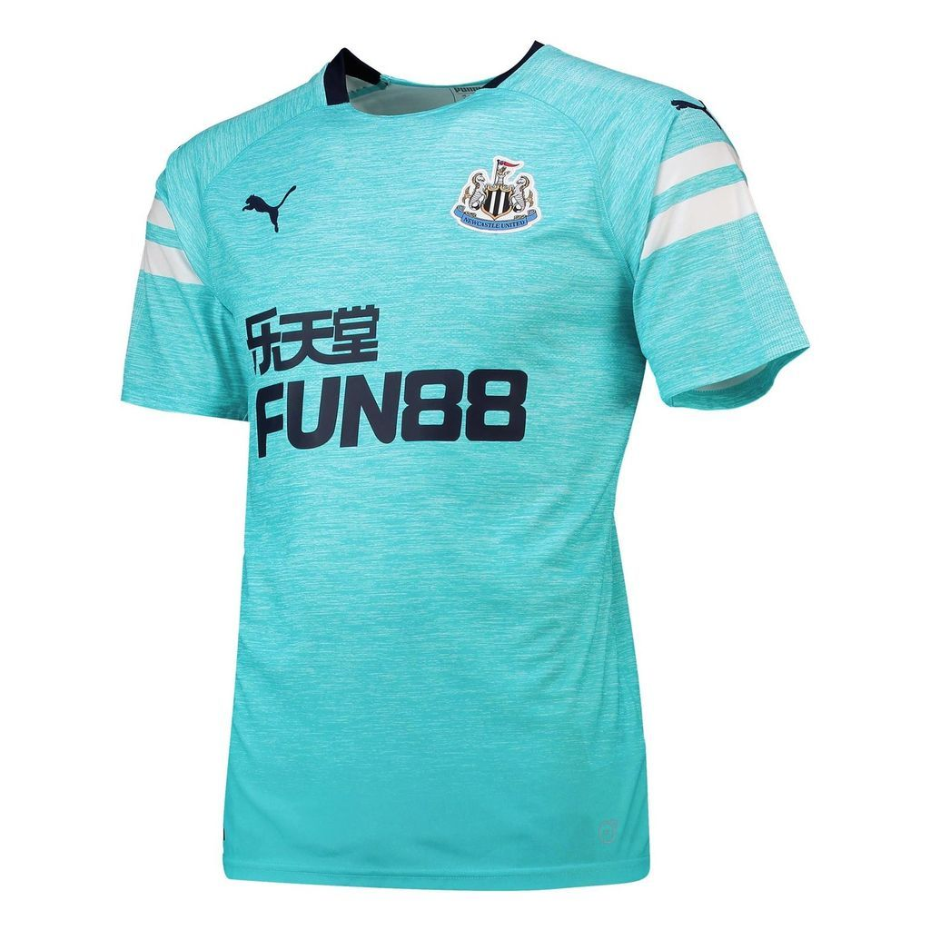 9e0c33319 Newcastle United F.C. 2018 - 19 Third Puma FÚTBOL SOCCER CLUB KIT CALCIO SHIRT  FOOTBALL JERSEY FUSSBALL CAMISA TRIKOT MAILLOT MAGLIA BNWT