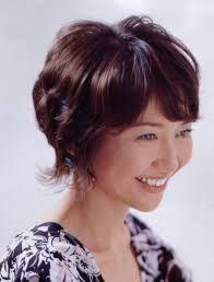 Image Result For 賀来千香子 パーマ ショート ミセス 髪型