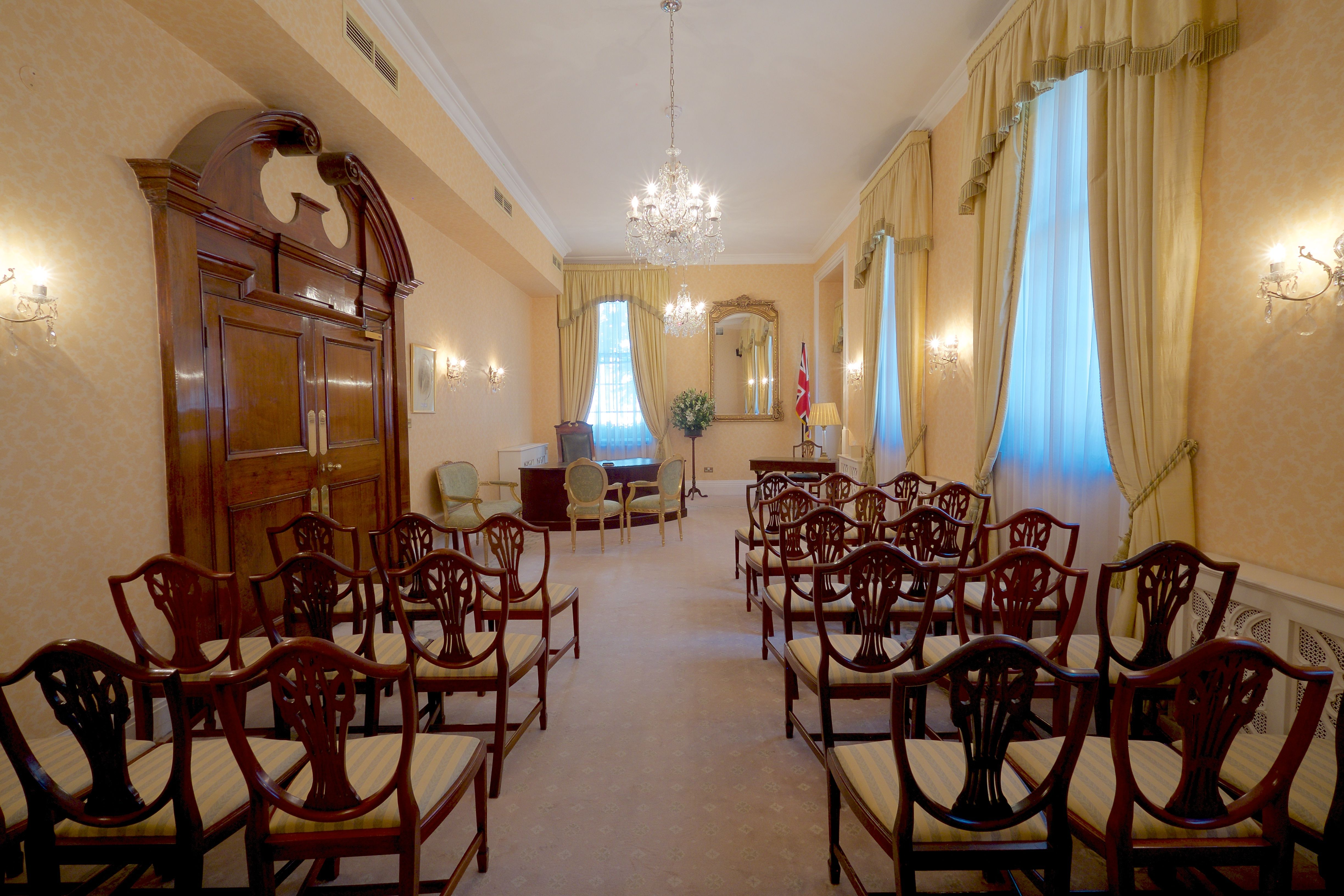 The Brydon Room At The Chelsea Old Town Hall Chelsea Old