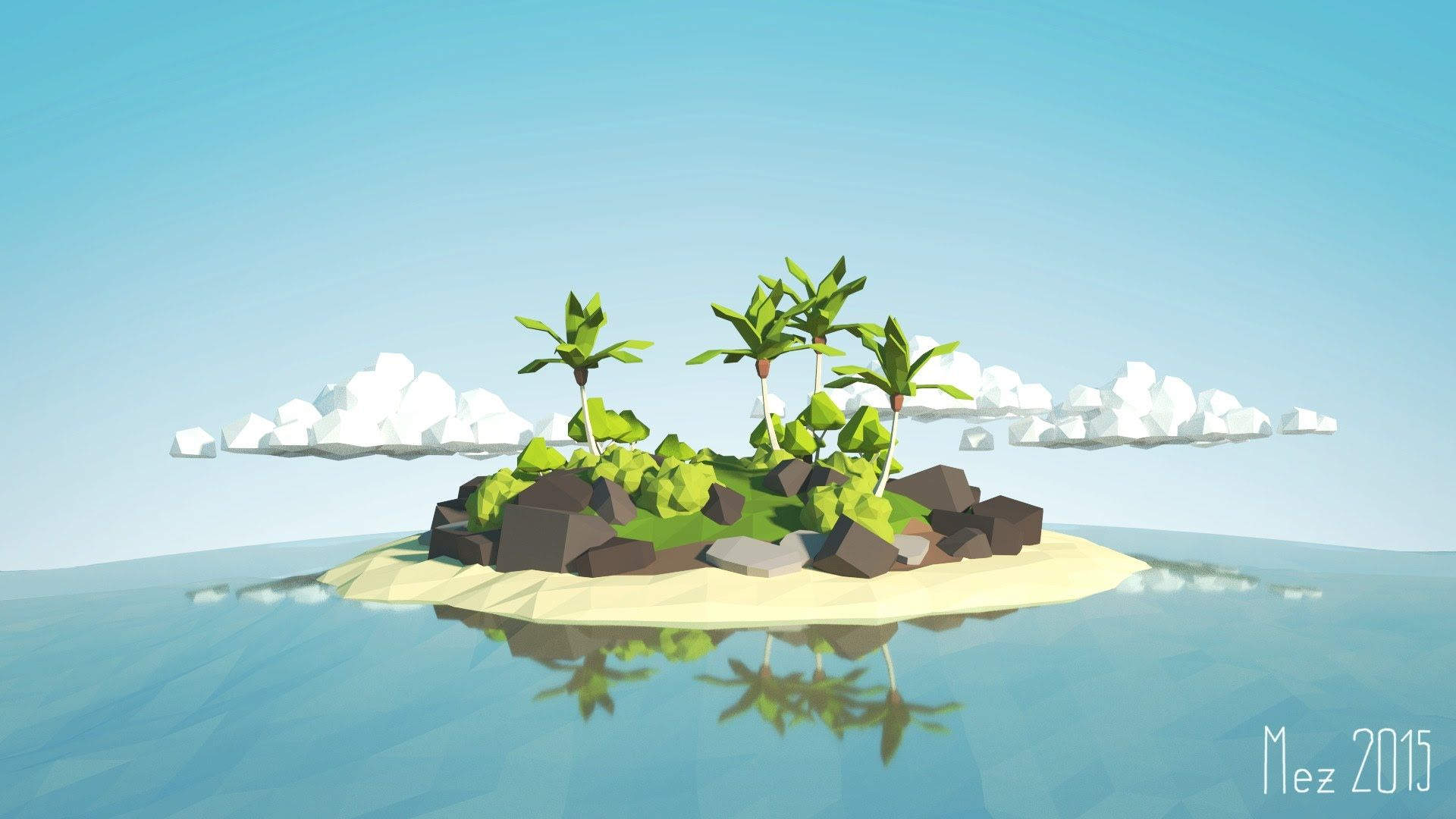 Create a low poly tropical island blender 3d httpshuit create a low poly tropical island blender 3d httpshuit baditri Choice Image