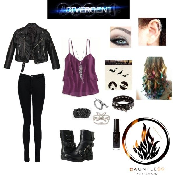 Dauntless clothing  Divergent  Factions | DIVERGENT :3 ...
