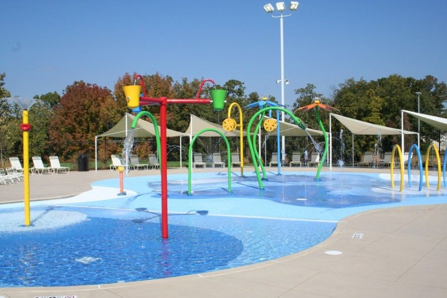 residential zero entry pool design   The Edge Aquatic Center of ...