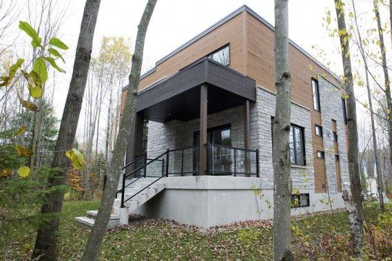Rare Maison T Moin Leed Blainville Danielle Bonneau Projets Immobiliers Maison De R Ve