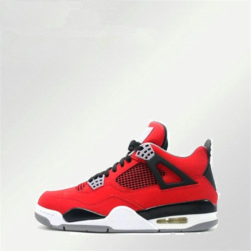 check out 58d45 b3700 Authentic Cheap Air Jordan 4 Cheap Authentic Cheap Air Jordan IV Retro AJ4  Toro Bulls 308497-603 Basketball Shoe for Sale