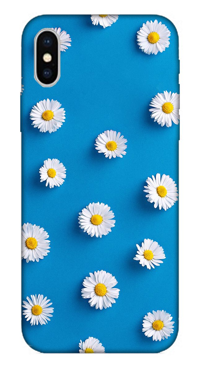 Iphone X Case White Daisy Apple Iphone X Case Iphone Wallpapers