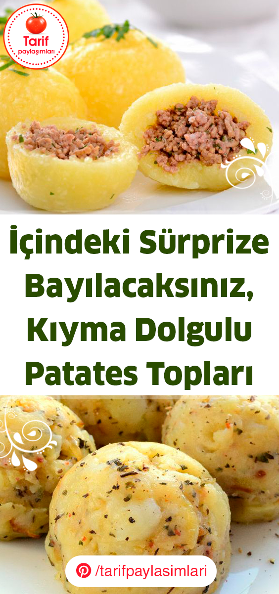 Photo of You'll Love the Surprise Inside, Potato Filled with Minced Meat …