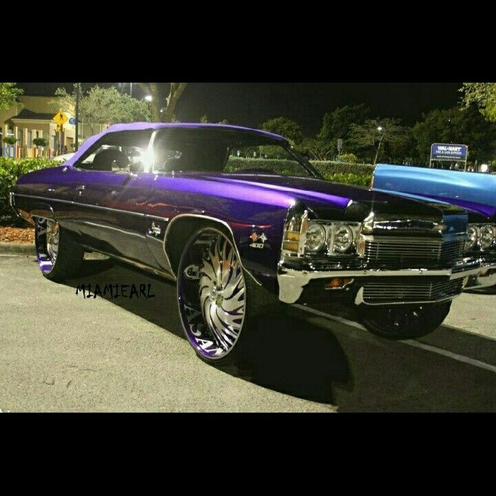 Classic: Purple Dragon Slab #cars #rides #whips #vehicles