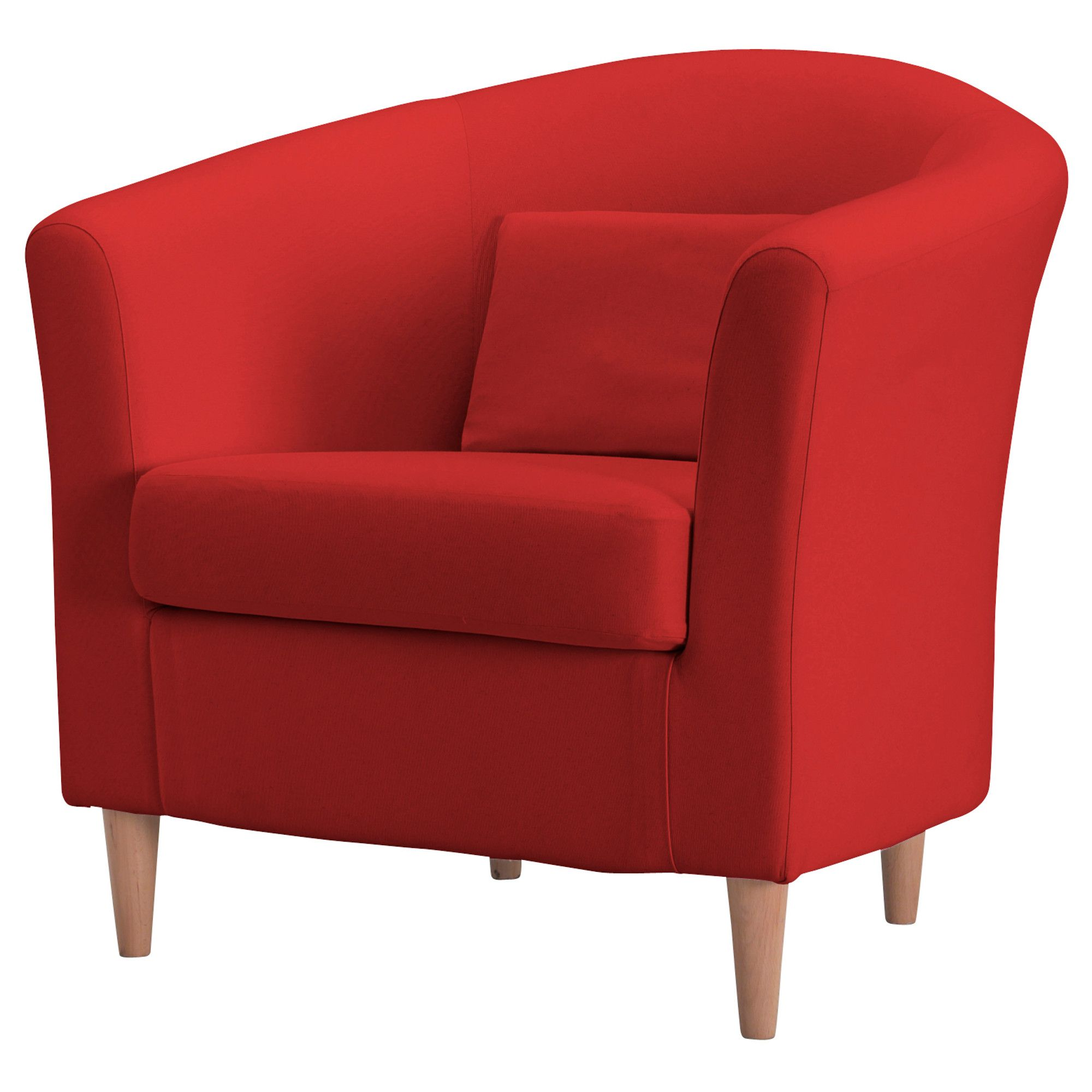 Colourful accent chairs - Tullsta Chair Ransta Red Ikea 99 00