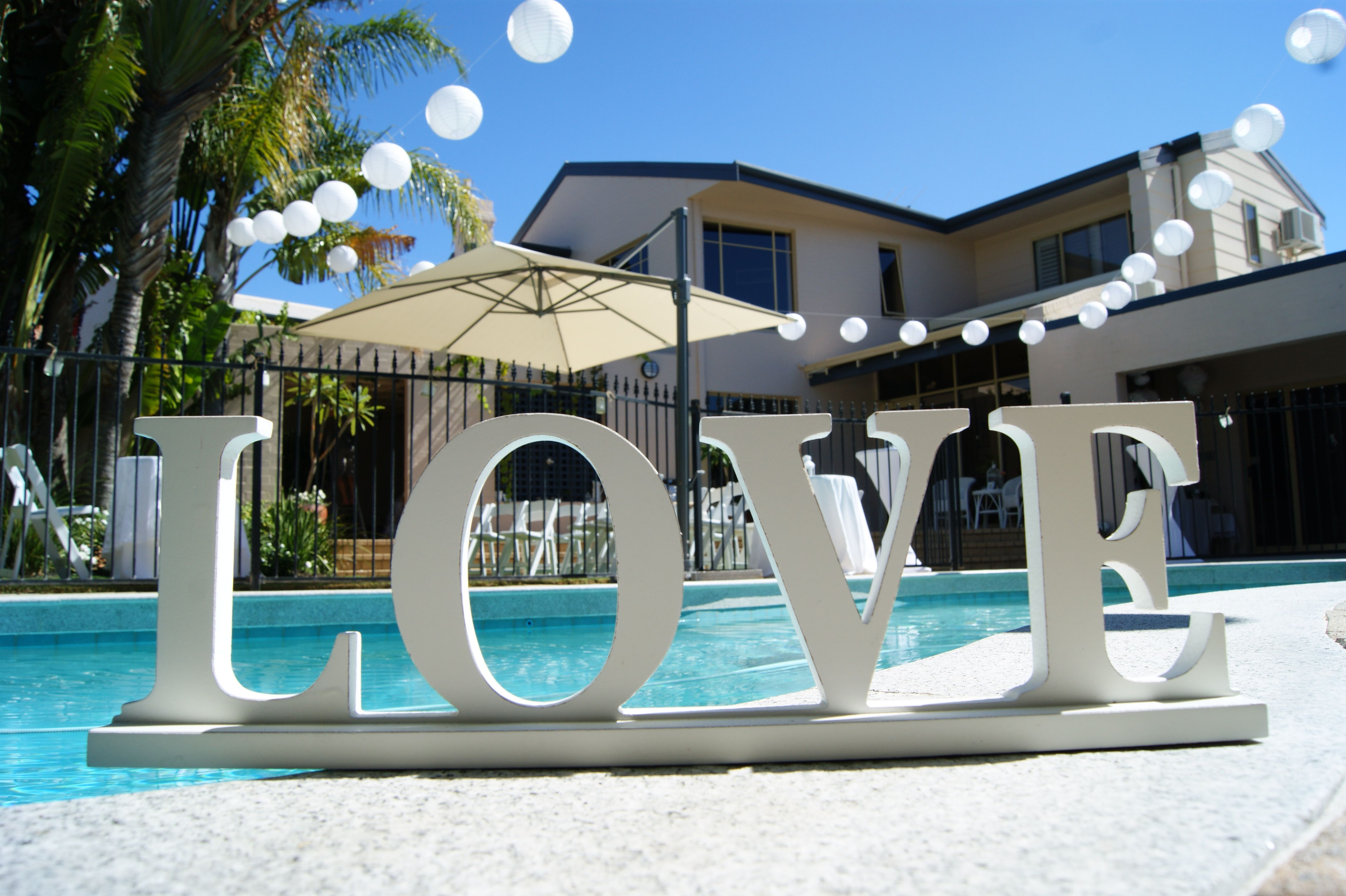 backyard wedding by the pool domaney loves jackson 09 02 13 xx