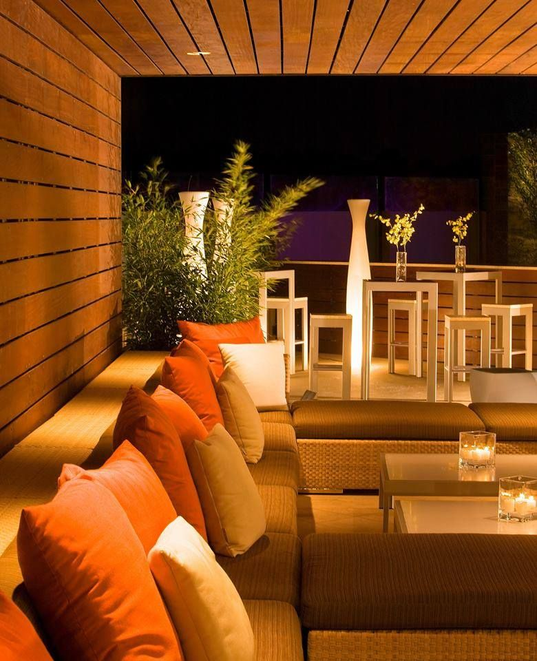 Who's ready for some warmer evenings? Arterra Del Mar's patio is the perfect spot to sit and sip.
