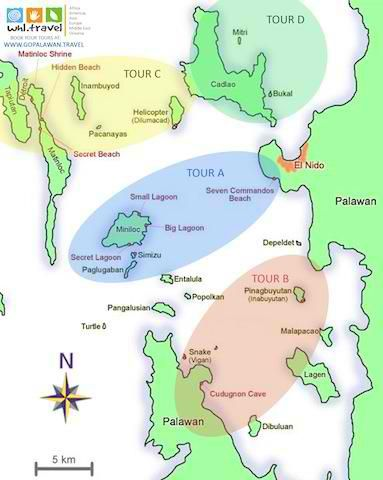 Pin On Lagoons And Beaches El Nido Tour A Palawan Philippines