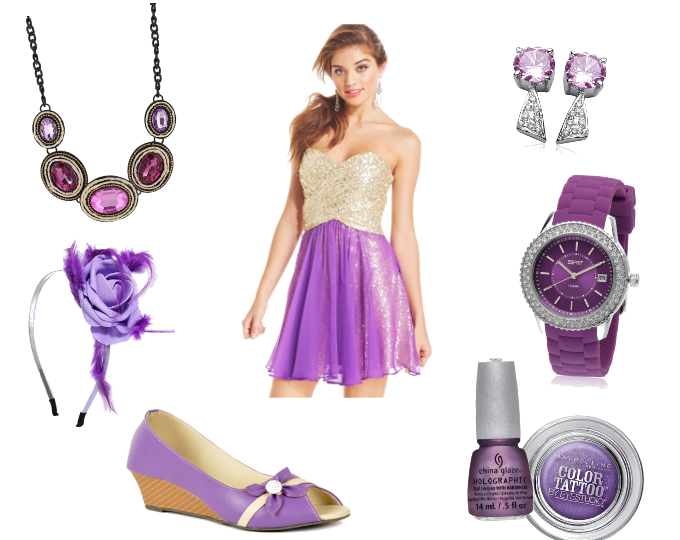 Radiant Orchid - Colour of the season