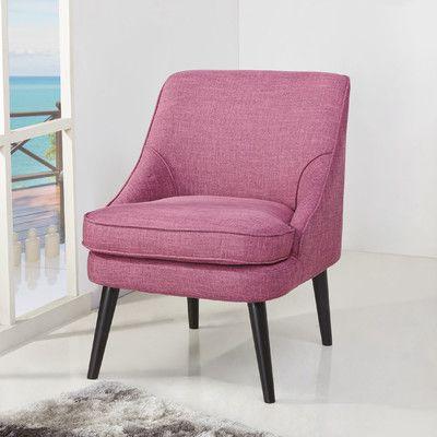 Laurel Foundry Modern Farmhouse Arlington Slipper Chair & Reviews ...