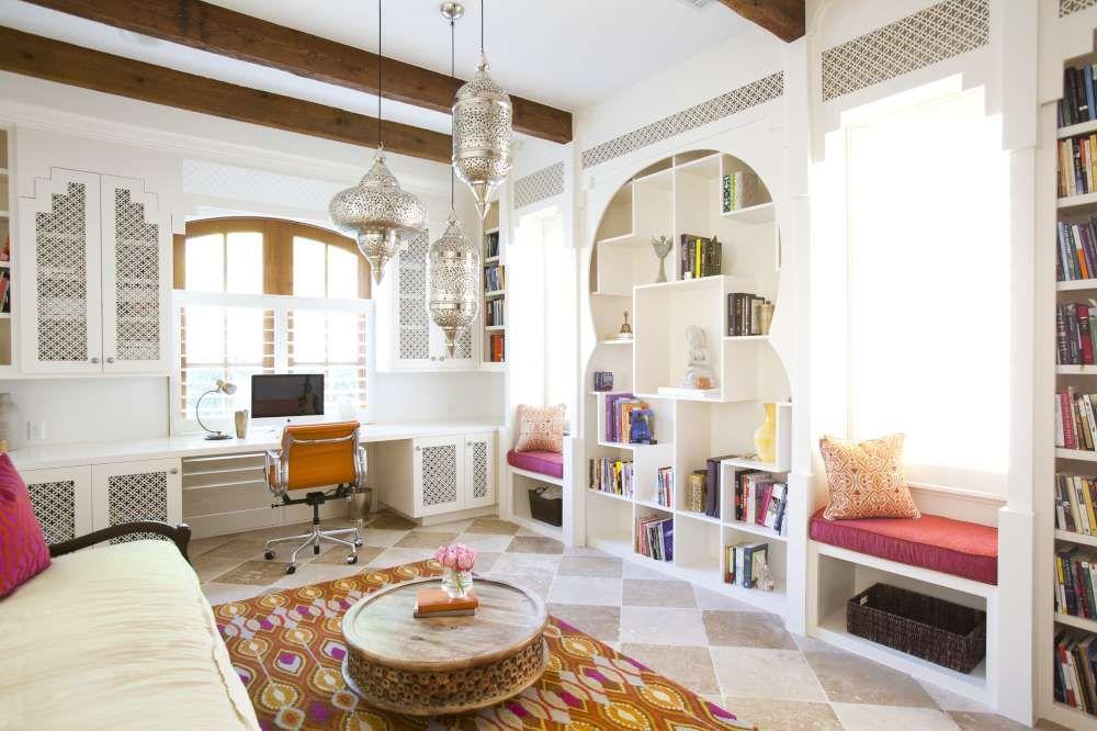 Woonkamer Interieur Stijlen : Een woonkamer in arabische stijl arabische style