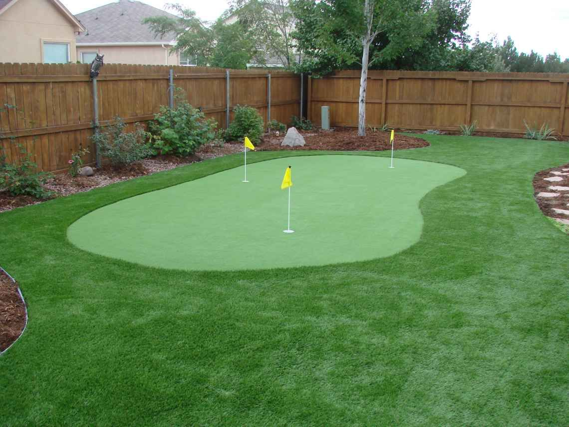Build Your Own Putting Green Outdoor | TcWorks.Org