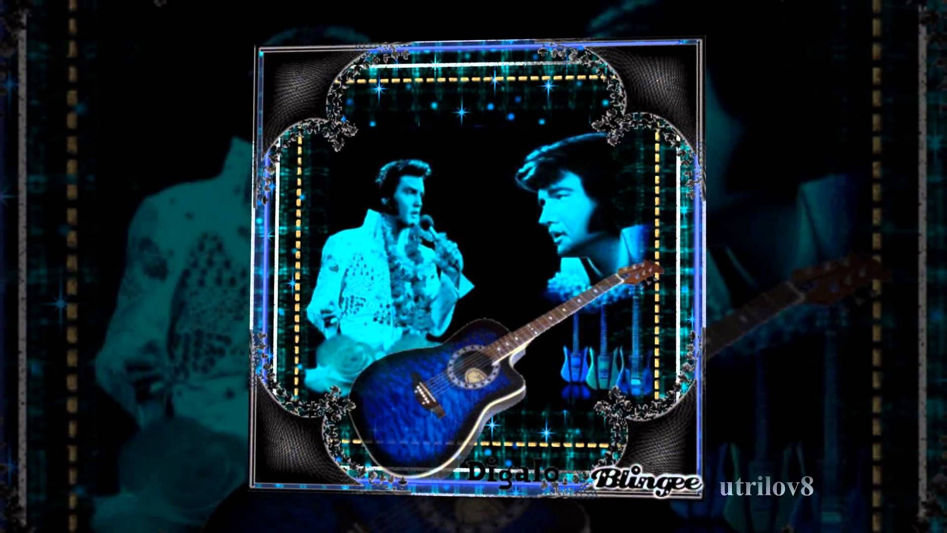Old Friend Elvis Tribute By Bill Medley This Is Gorgeous
