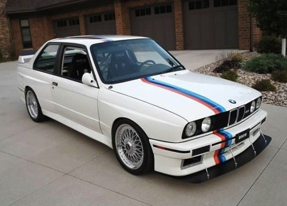 Bat Exclusive Ridiculously Clean 1988 Bmw E30 M3 Cool Car Stuff