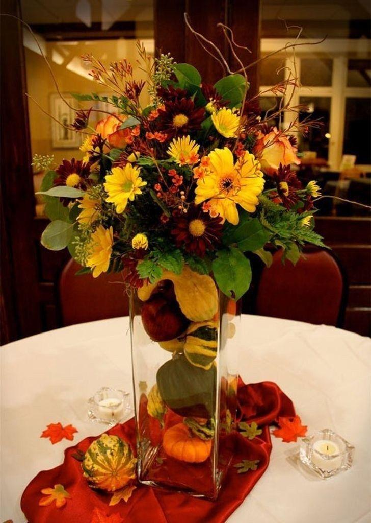 25 Best DIY Flowers Arrangement to Beautify Fall