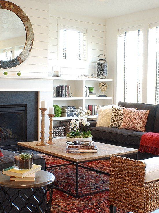 21 Stunning Eclectic Living Room Designs Eclectic Living Room