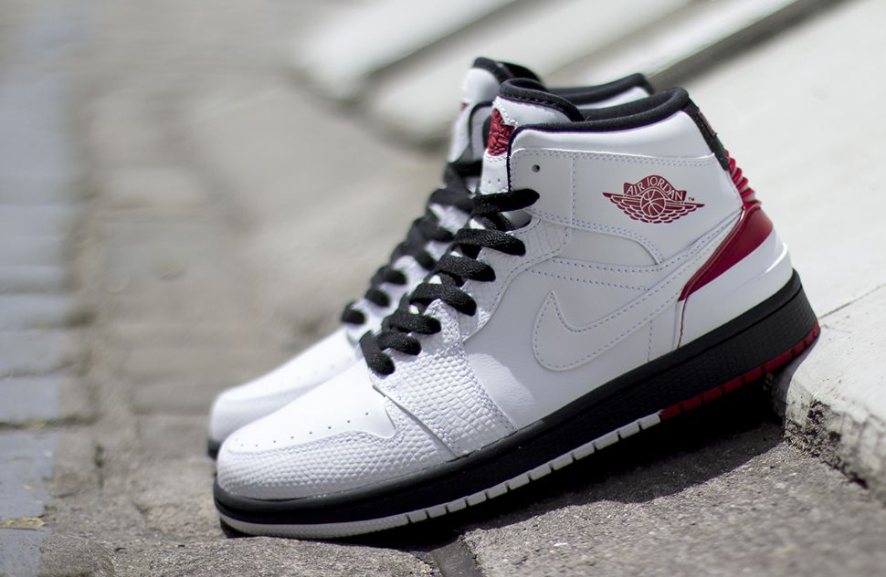 air jordan 1 retro 86 white gym red-black