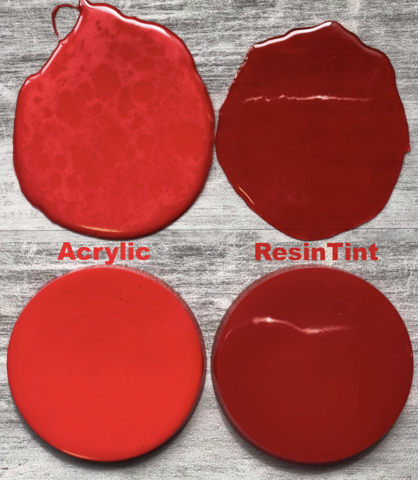 What Can I Add To Color Epoxy Resin Art With Resin
