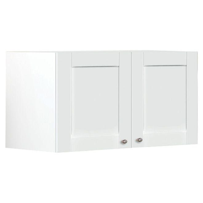 San Diego 2-Door Kitchen Cabinet - White   Kitchen cabinet ...