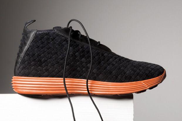 grossiste 4ea49 a782c Nike Lunarlite Woven Chukka - Spring 2010 | Style Notes ...