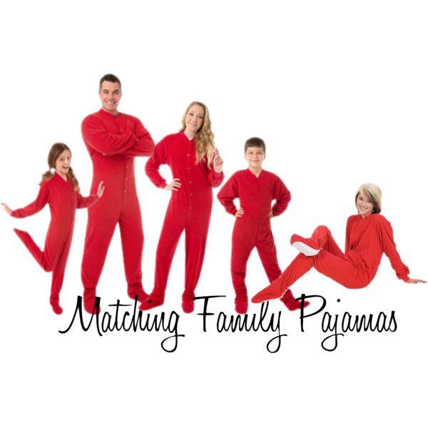 Matching Family Pajamas\