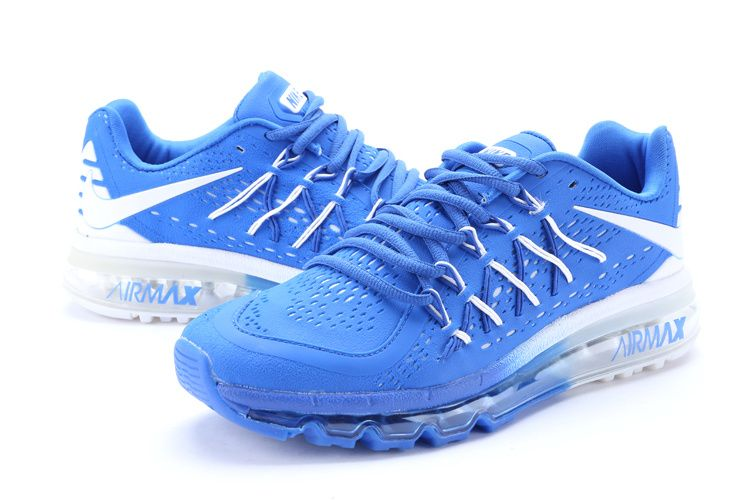 blue nike air max 2015 mens