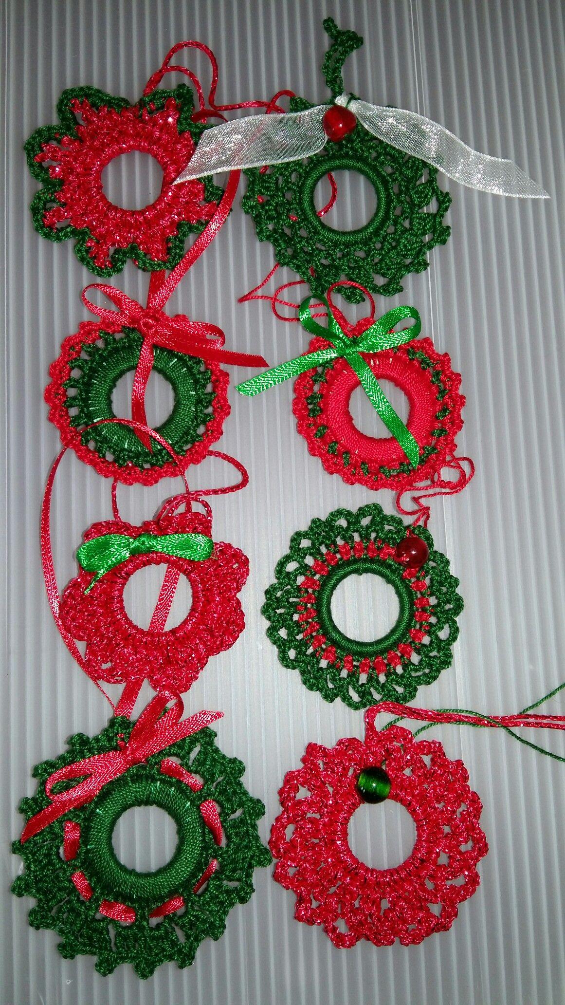 Regali Di Natale Alluncinetto.Pin Di Edith Su Blusas Uncinetto Natalizio Mercatini Di Natale E