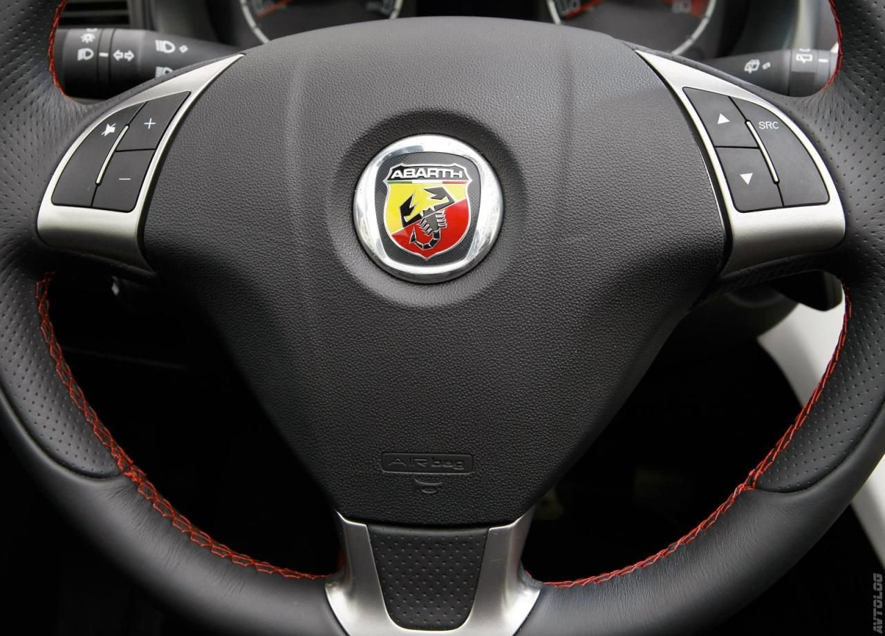 The punto is a complementary addition to any desktop it consists of a - 2008 Fiat Grande Punto Abarth