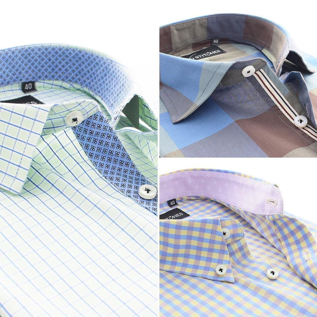 Go dapper with our new checkered collection shop now at stitches