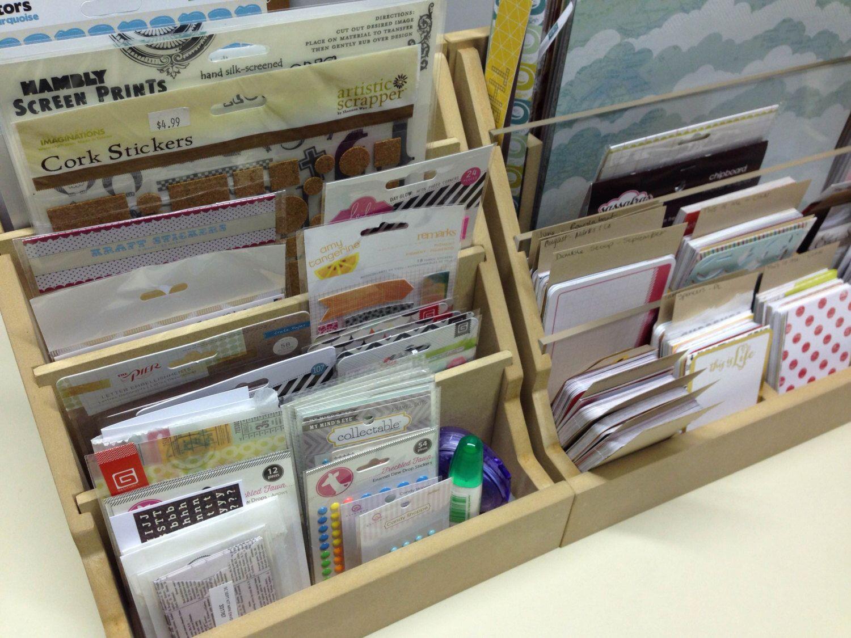 Scrapbook Organizer 11 Organizer Craft Storage Paper