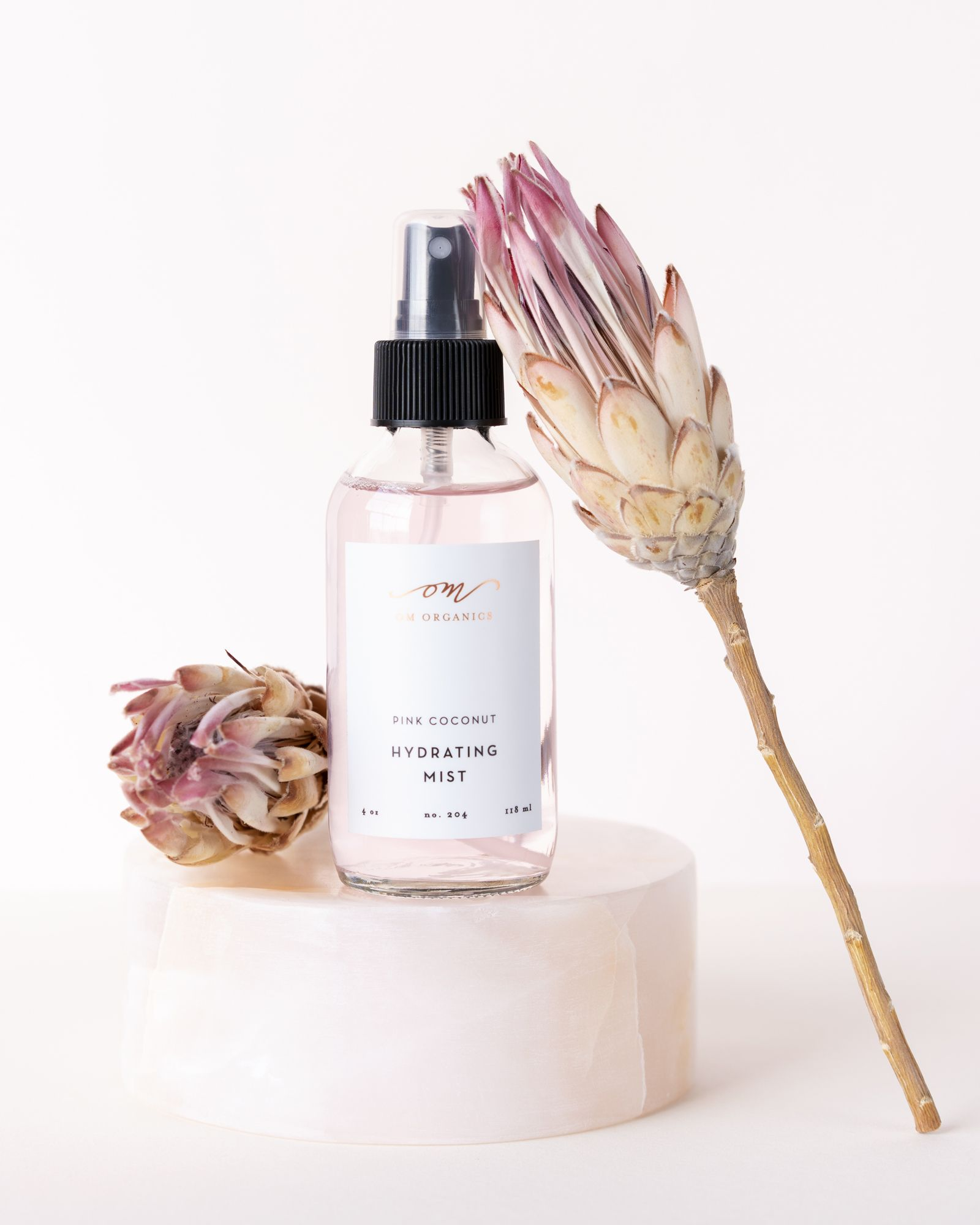 Om organics product photography in 2020 beauty