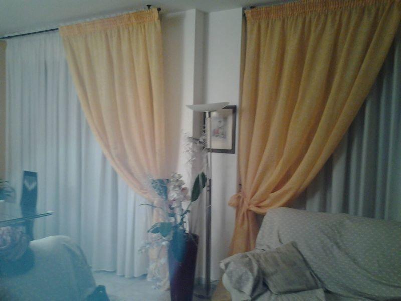 Tende Bagno ~ Tende doppie con sovra tenda rosa tende da interni serramenti