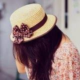 Stylish DP's And Covers For FaceBook: Latest Charming Girls Cool DP's - Profile Pictures...