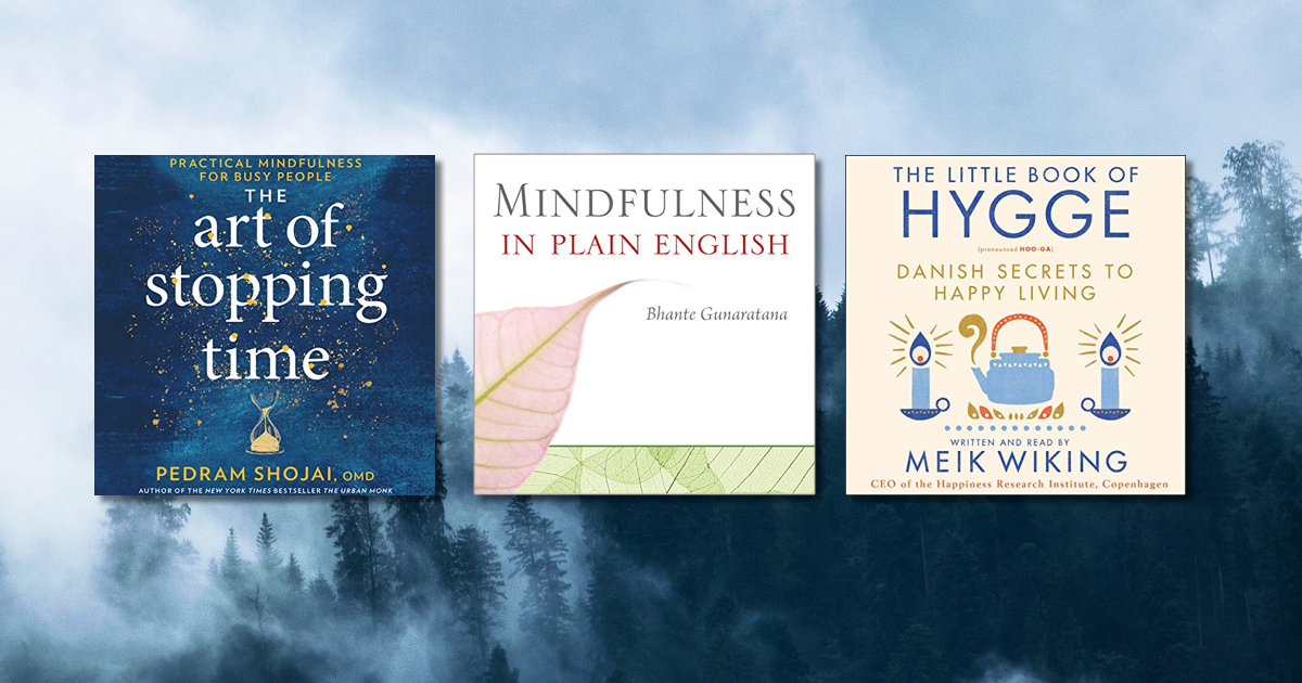 16 Audiobooks to Help Soothe Your Stress Beast Little