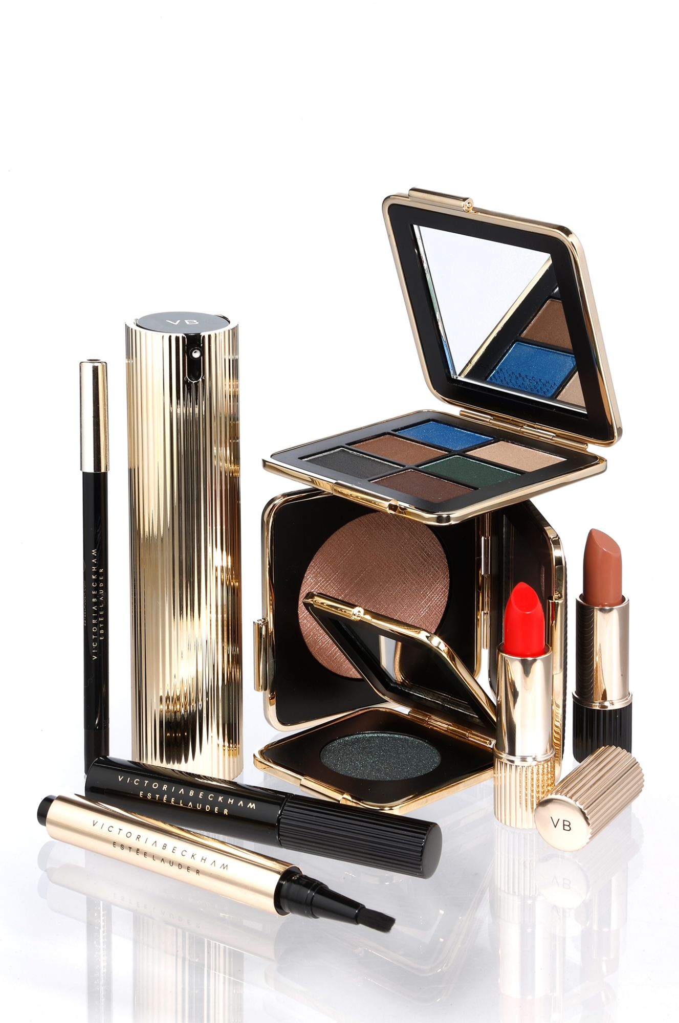 Victoria Beckham to Launch LimitedEdition Color Cosmetics