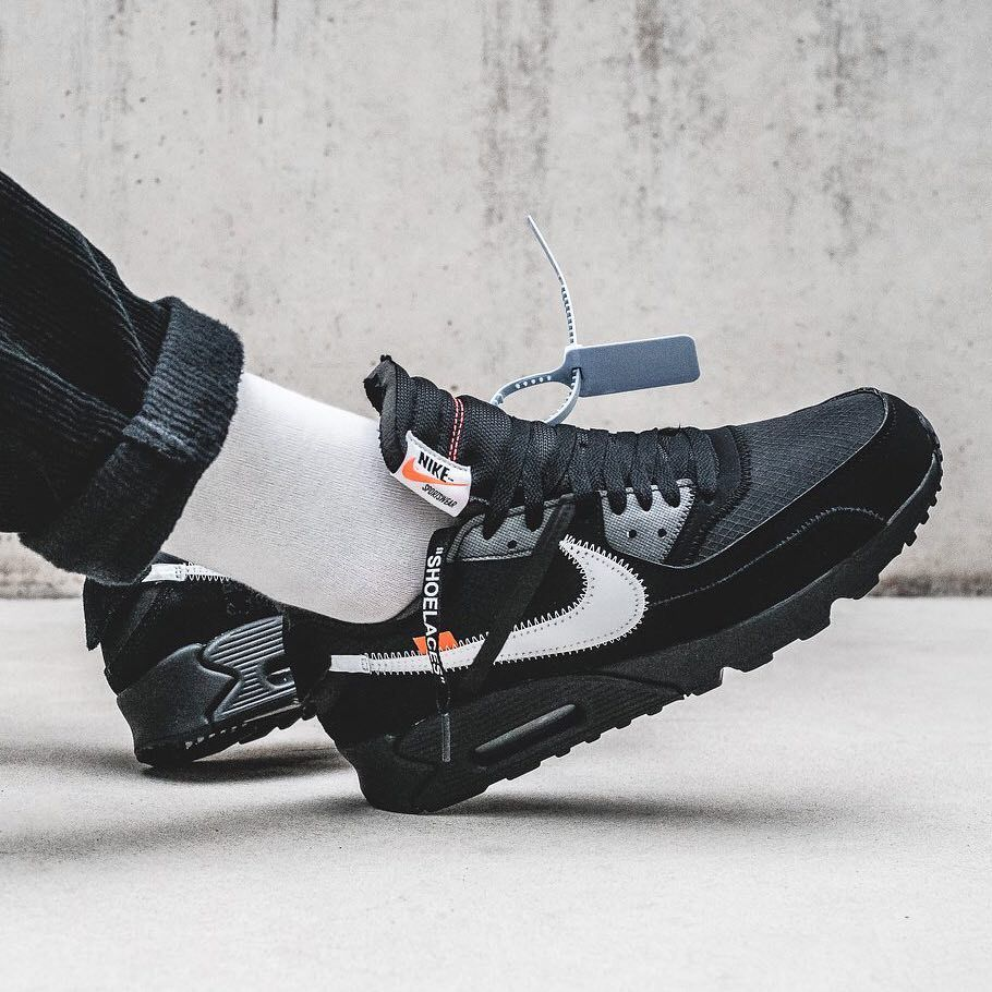 Sneaker News On Instagram The Off White X Nike Air Max 90