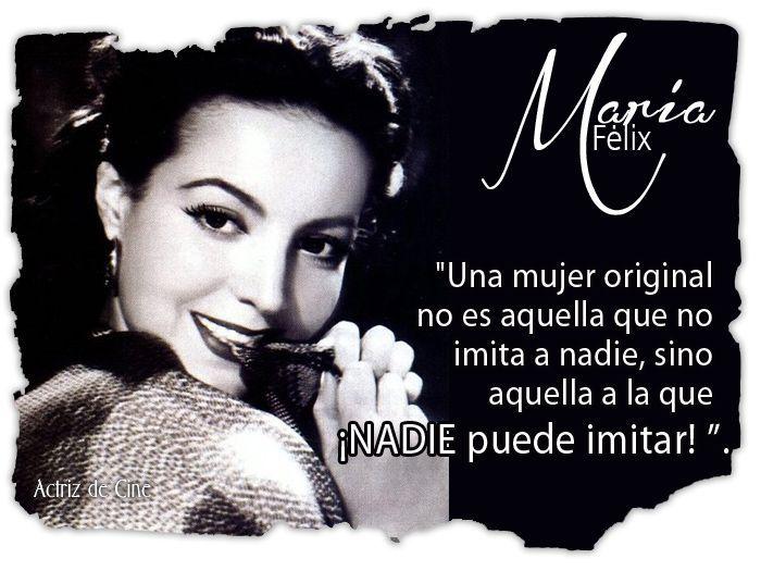 Pin En Maria Felíx