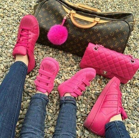 wholesale dealer d6117 9cf03 Zapatos para madre e hija que te robarán el corazón   Madre e Hija ...