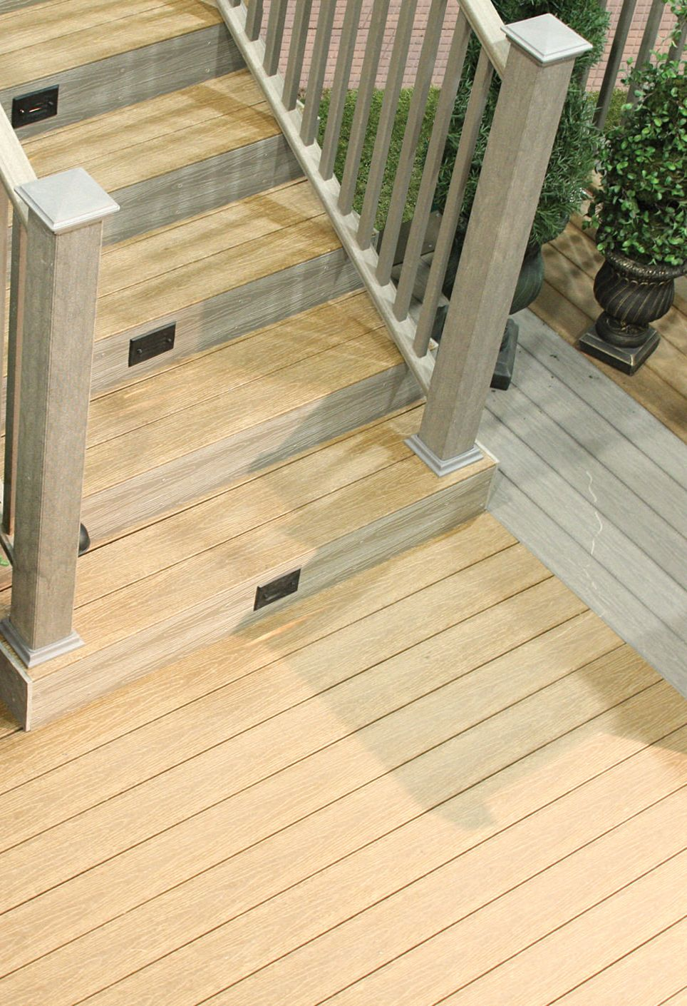 Build your dream deck today! A great alternative to wood