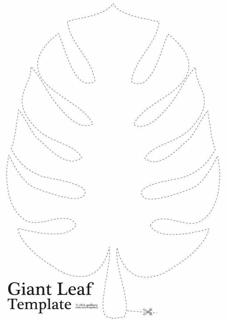 Pin de Steph Rangel en Manualidades | Pinterest | Leaf template ...
