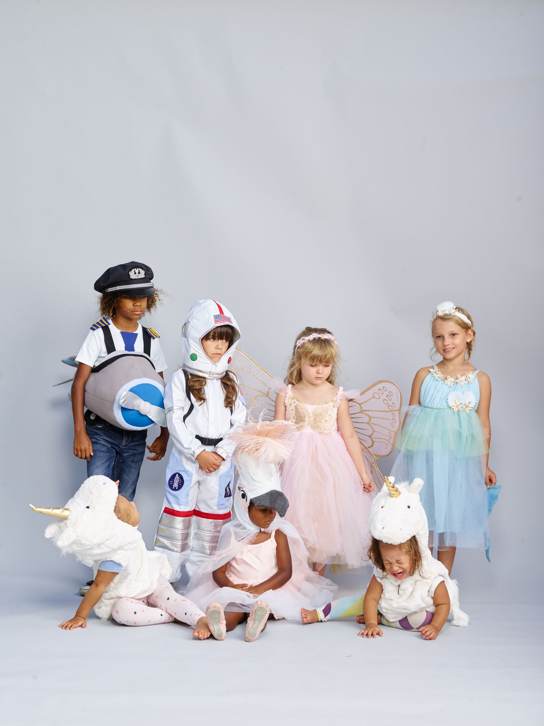 Halloween Costume Ideas That Get the Whole Family Involved
