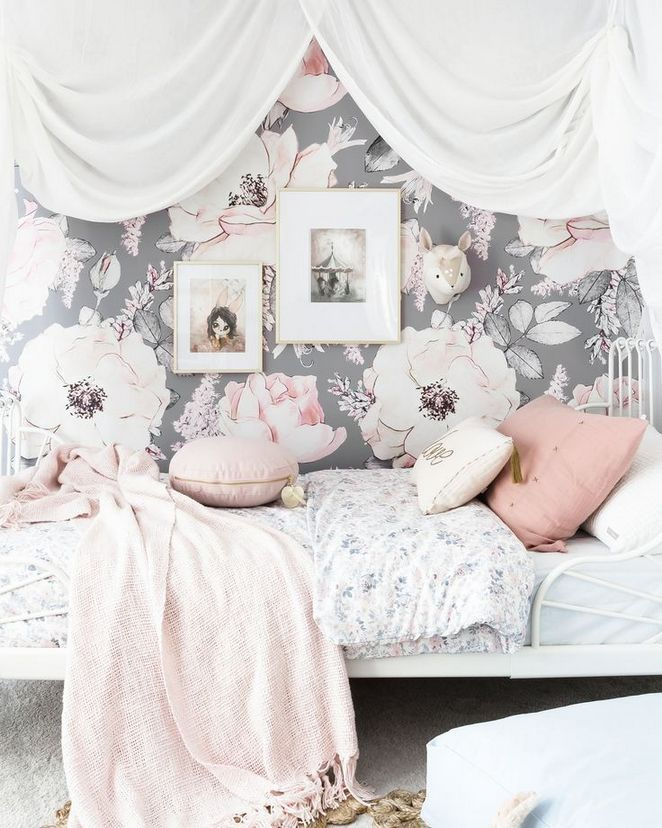 Best 28 Blush Pink Bedroom Walls Girly Explained Apikhome 640 x 480