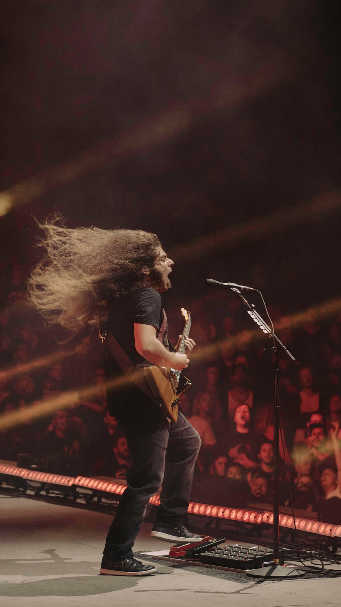 Coheed Cambria Is Awesome Taken At The Greek Theater In