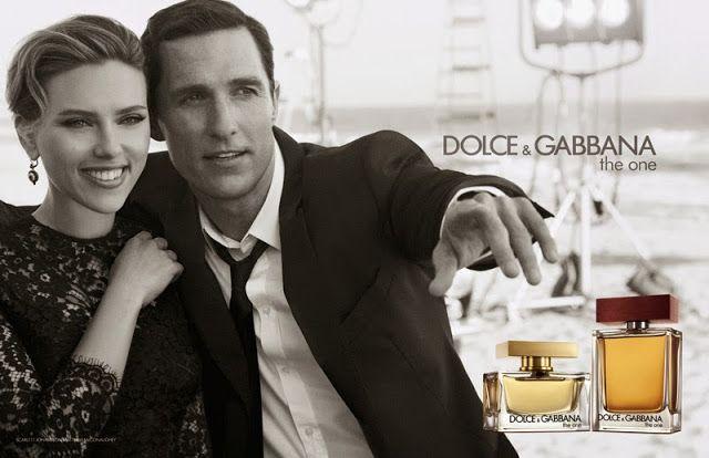 Smartologie: Scarlett Johansson for Dolce & Gabbana 'The One' New Fragrance Campaign & New Mascara Ad