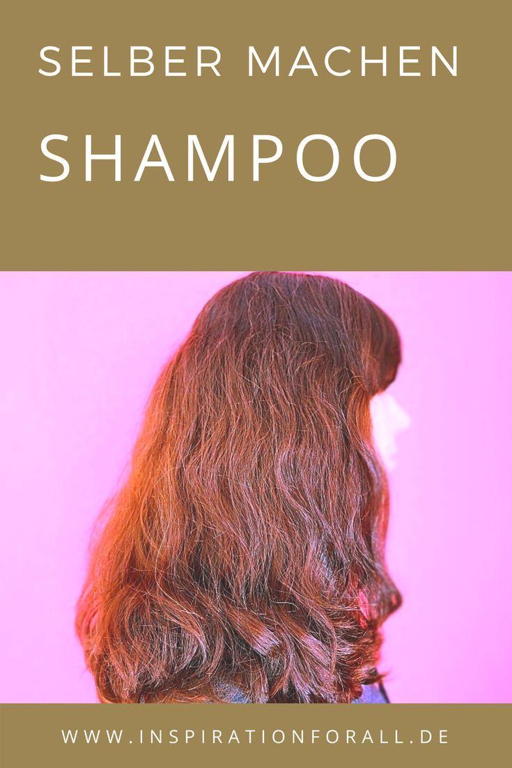 Shampoo selber machen – 13 Rezepte für verschiedene Haartypen
