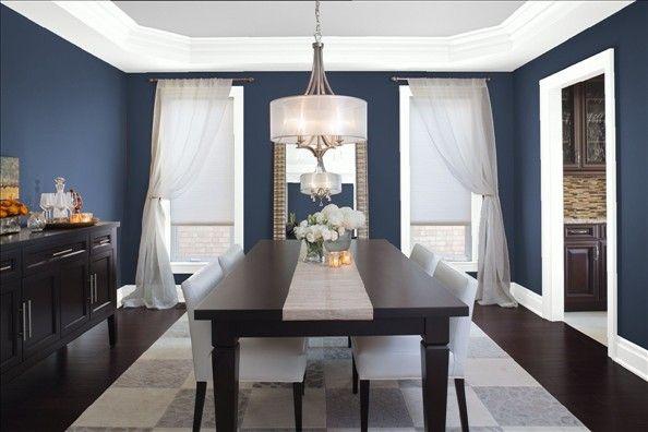 Kensington Blue Sample
