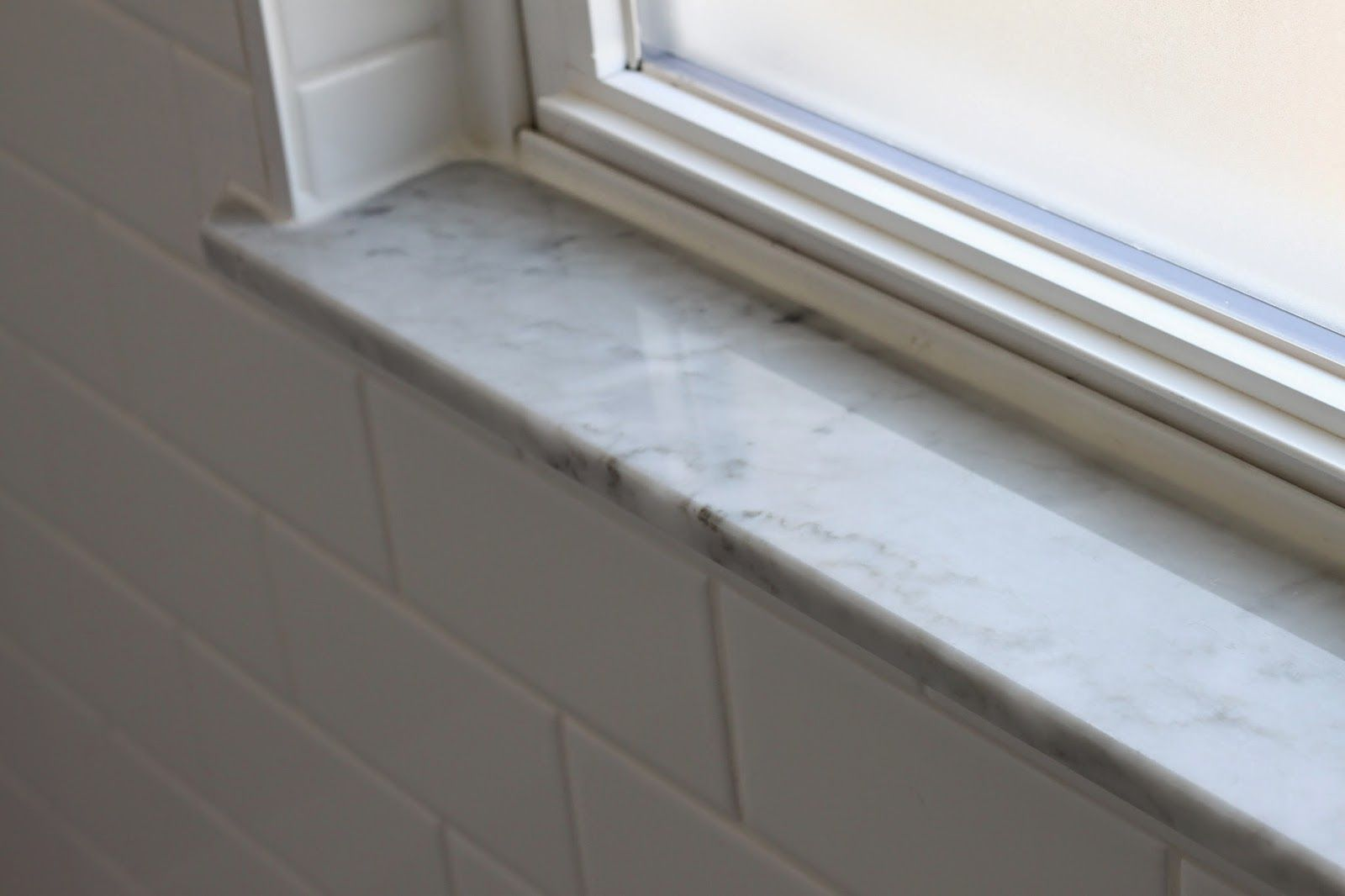 Shower with window ideas  in shower window sill we need a shower window that doesnut have wood